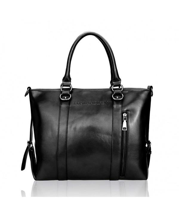 Loslandifen Handbags 915 Black