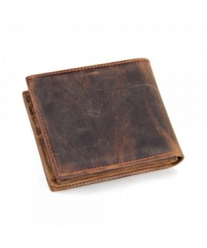Discount Real Men's Wallets Clearance Sale