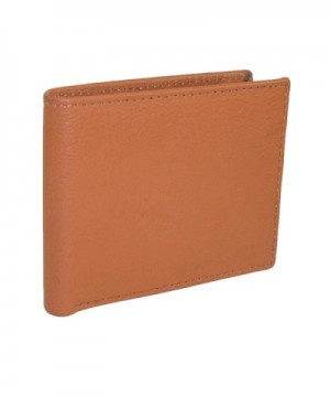 CTM Leather Protected Bilfold Passcase