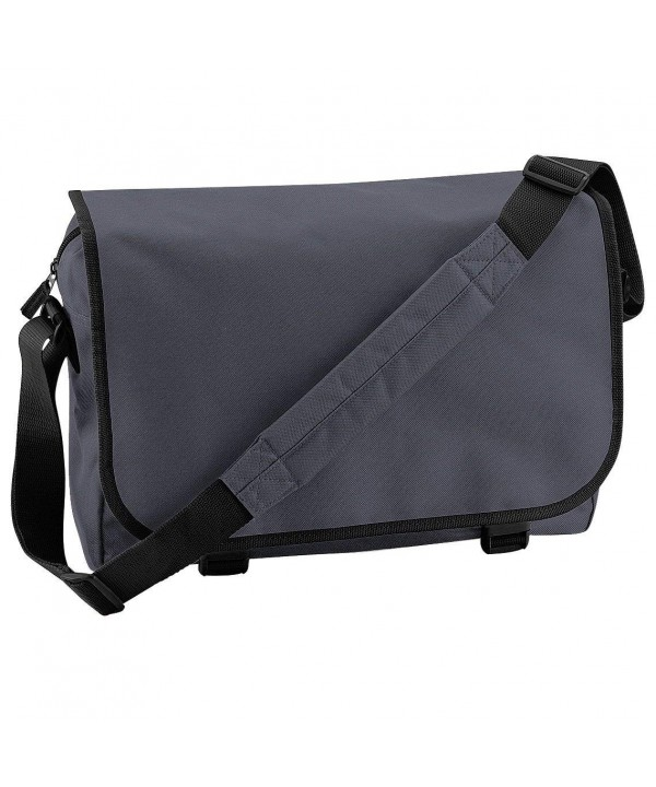 Bagbase Adjustable Messenger Liters Graphite
