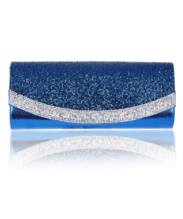 Damara Glitter Sequins Handbag Textured
