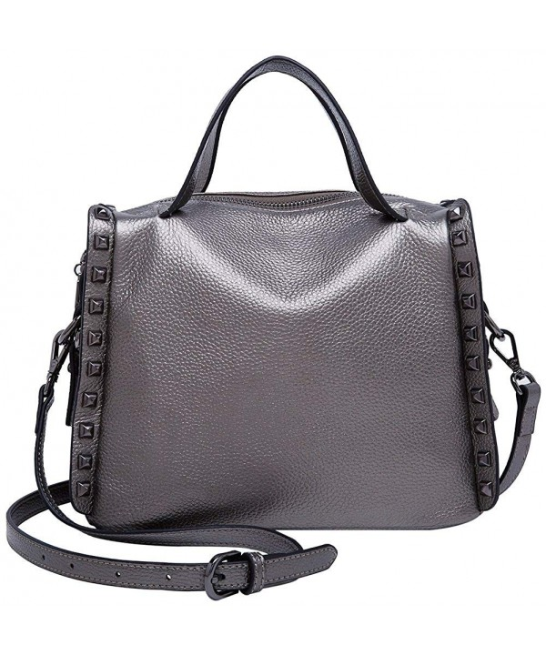 BOYATU Leather Handbag Fashion Crossbody