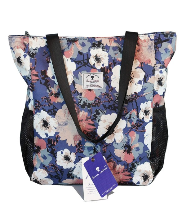 Original Floral Resistant Shoulder Upgraded