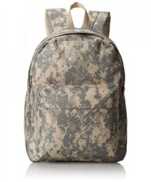 Everest Digital Camo Backpack Camouflage