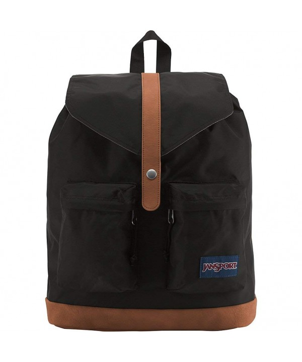 JanSport JS0A3EMU008 Madalyn Backpack Black