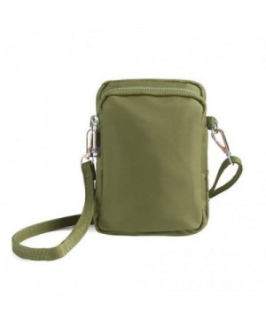 HAIDEXI Crossbody Smartphone Wallet GREEN