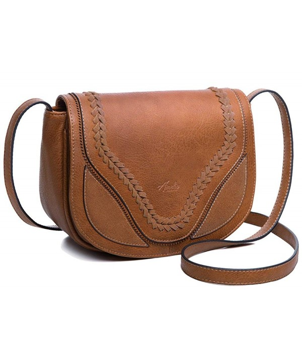 Shoulder Satchel Crossbody Leather Adjustable