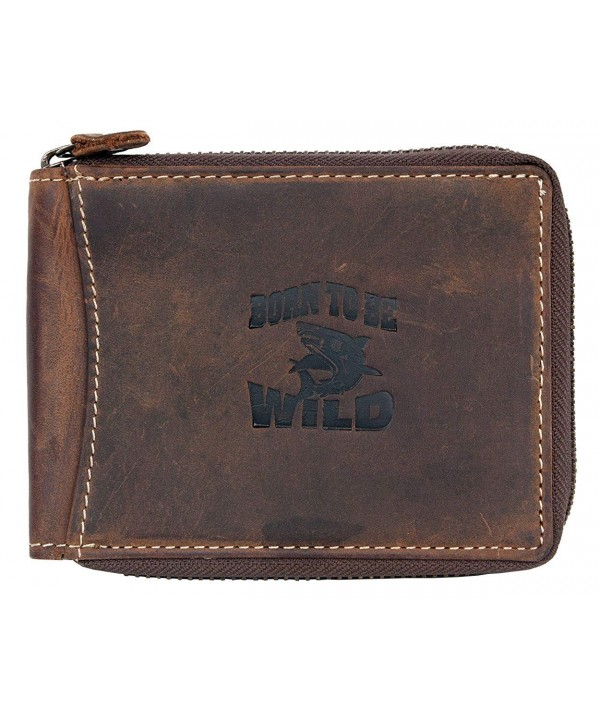 Always Wild Hunter Genuine Leather