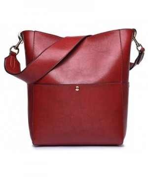 Womens Leather Handbag Dreubea Shoulder