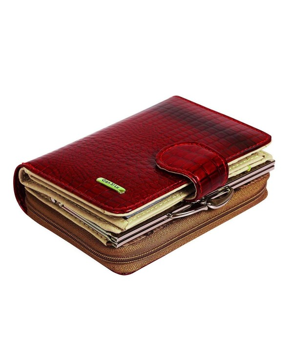 Fashion Wallet Genuine Leather Credit