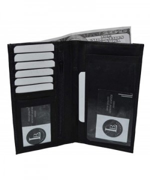 Checkbook Money Credit Card Holder