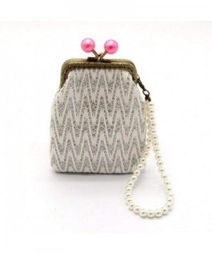 Change Purse Franterd Women Retro