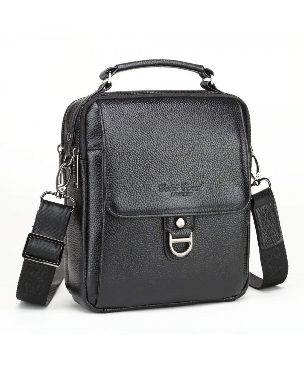 Meigardass Messenger Genuine Leather Shoulder