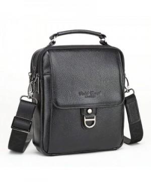 Meigardass Messenger Genuine Leather Shoulder