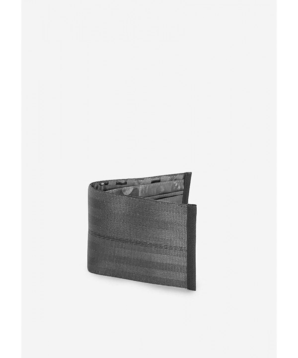 Harveys Seatbelt Billfold Wallet Storm