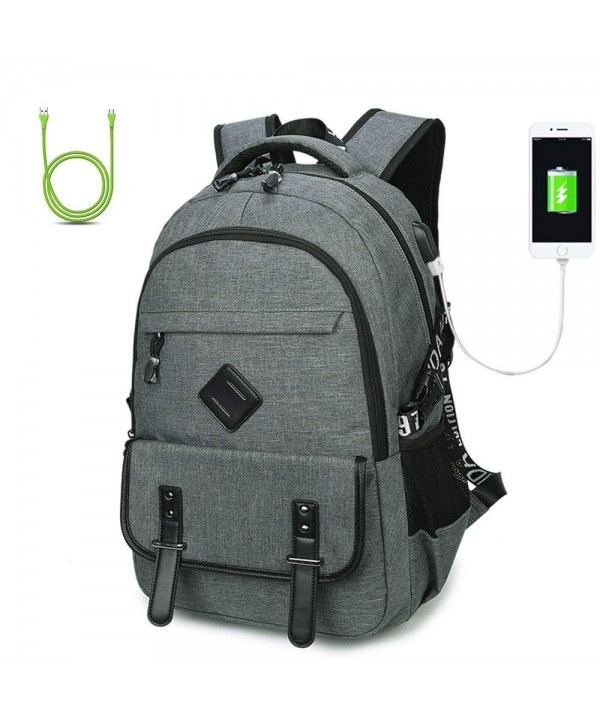 Qutool Backpack Waterproof Backpacks Charging