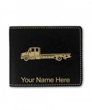 Leather Wallet Personalized Engraving Included