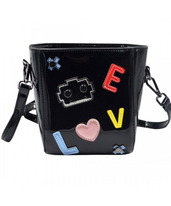 Monique Letters Drawstring Cross body Shoulder