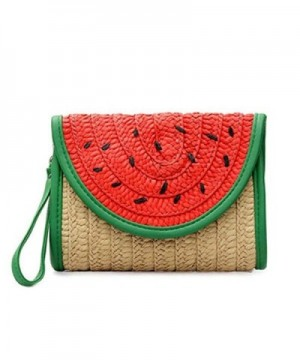 Women Watermelon Summer Clutch Wristlet