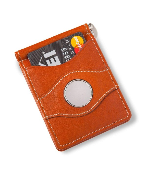 Personalized Metal Money Clip Wallet