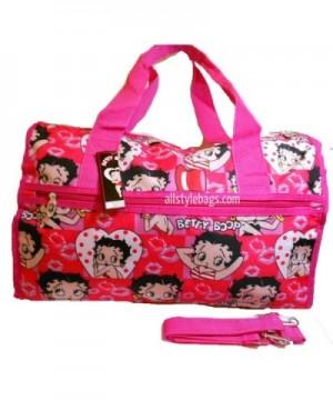 Betty Boop Shoulder overnight handbag