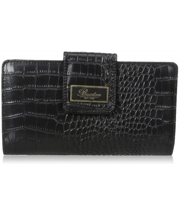 Buxton Exotic Heritage Super Wallet