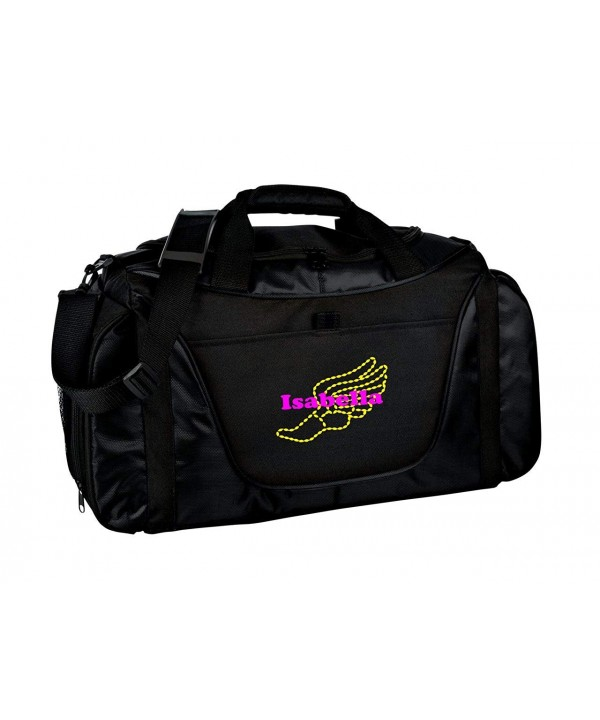 Personalized Track Field Medium Duffel
