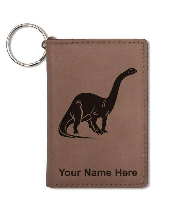 Brontosaurus Dinosaur Personalized Engraving Included