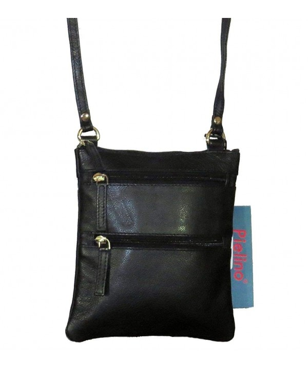 Pielino Genuine Leather Crossbody Handbag