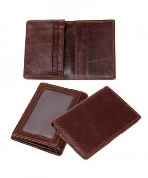 Yilen Wallet Cowhide Genuine Leather