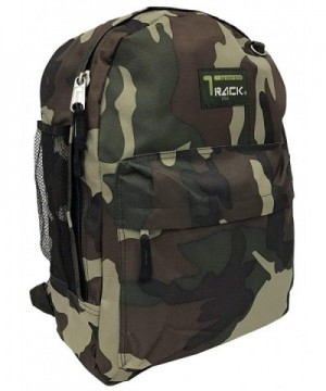 Track Camouflage Everyday Pack