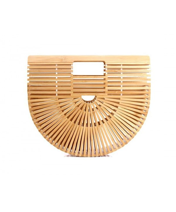 Summer Beach Bamboo Handbag Bag