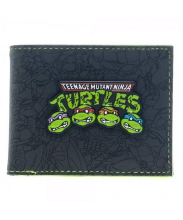 Teenage Mutant Ninja Turtles Bifold