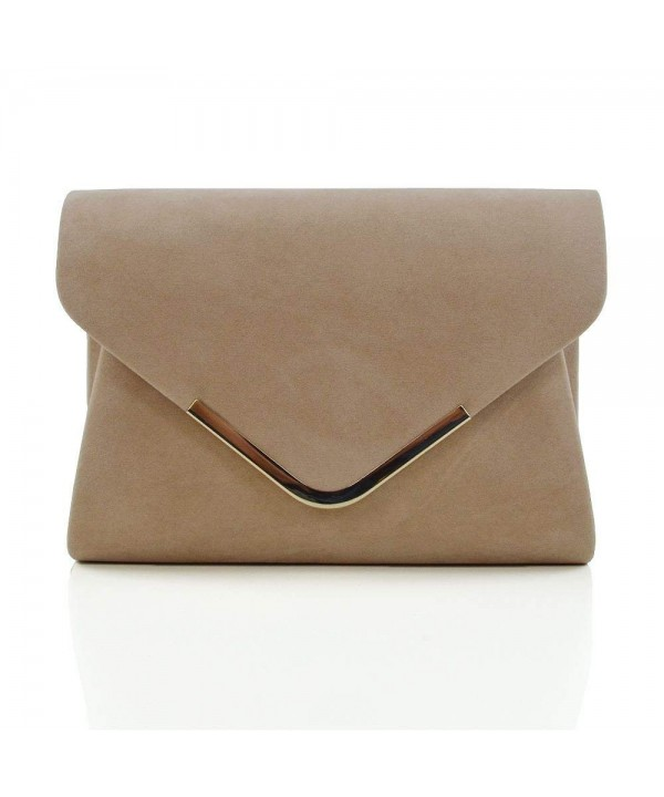 Essex Womens Envelope Evening Clutch