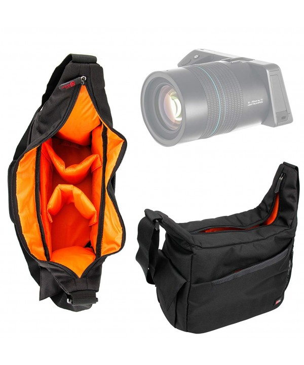 Deluxe Camera Shoulder Messenger DURAGADGET