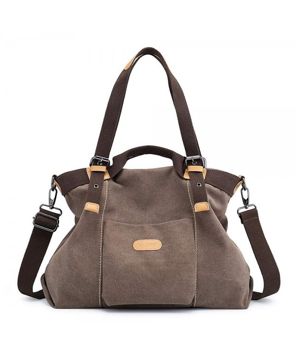 Canvas Handbag JuguHoovi Handbags Crossbody