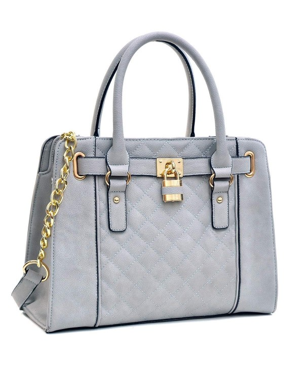 Dasein Handbag Shoulder Structured Designer
