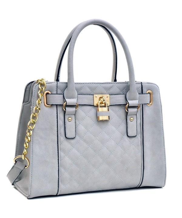 Dasein Handbag Shoulder Structured Designer