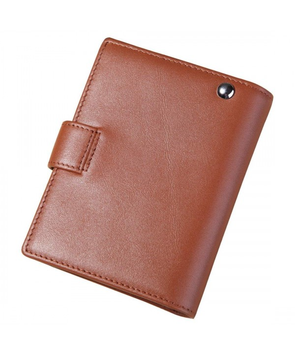 Teemzone Genuine Leather Business Credit