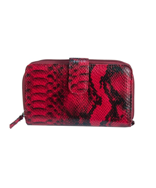 Mundi Amazing Clutch Snake Pattern
