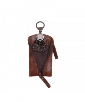 HYSENM Genuine Leather Holder Pouch