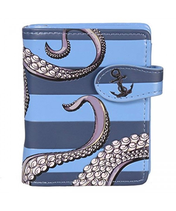 Shag Wear Womens Nautical Octopus
