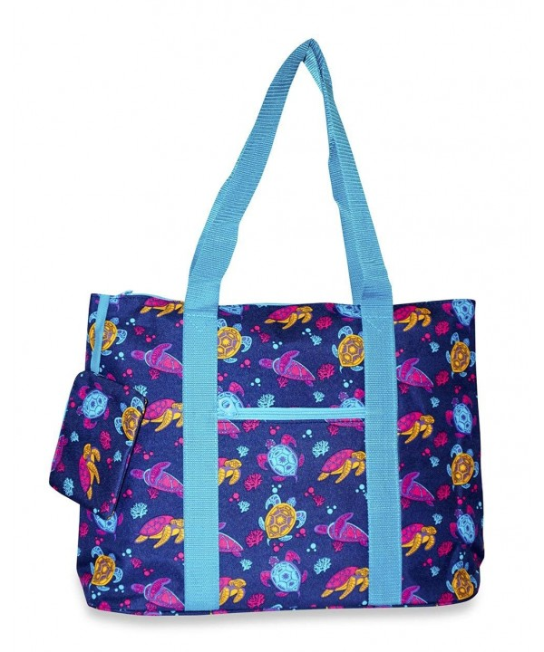 Ever Moda Turtle Tote X Large