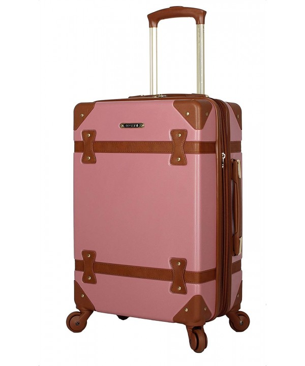 Rosetti Luggage Expandable Hardside Suitcase
