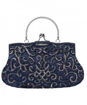 EPLAZA Beaded Evening Wedding handbag
