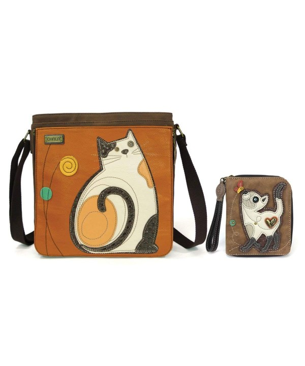 Handbag Leather Messenger Matching 817 Cat