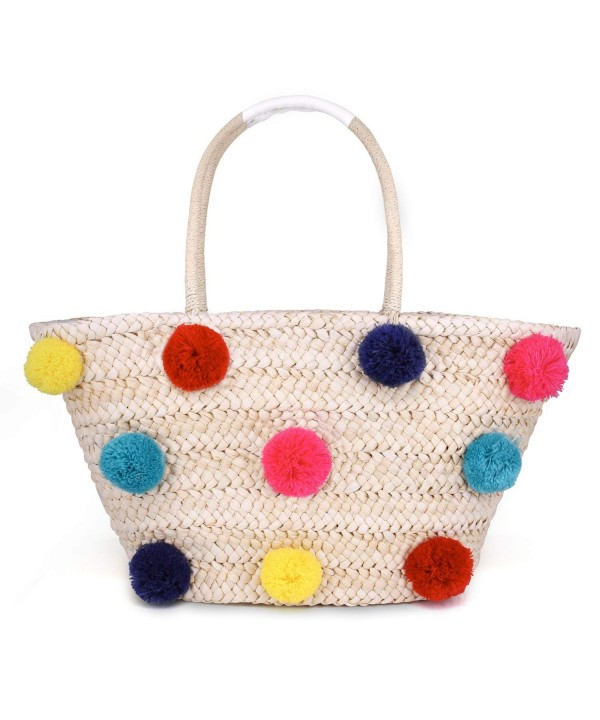 Stylish Colorful Handbags Shoulder Holiday
