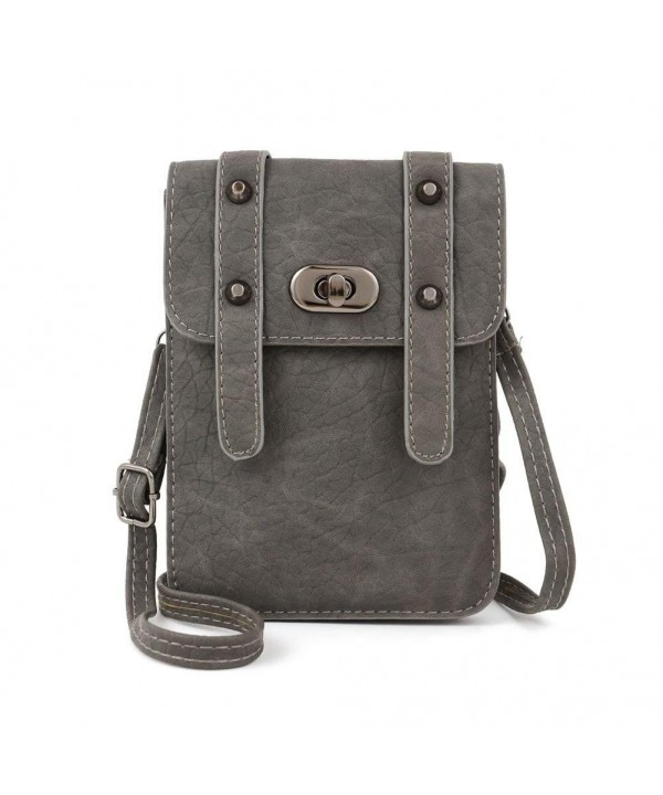 JBRBOOM Leather Smartphone Shoulder Crossbody