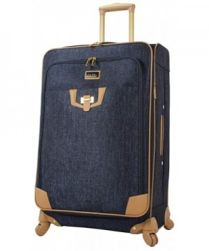 Nicole Miller Collection Expandable Luggage
