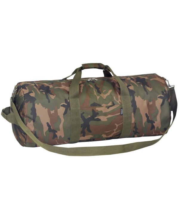 Everest 30 Inch Woodland Duffel Camouflage